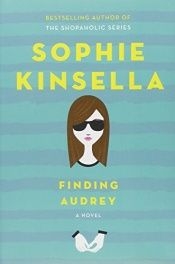 book cover of Finding Audrey by Sophie Kinsella