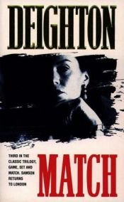 book cover of London-Match by Len Deighton