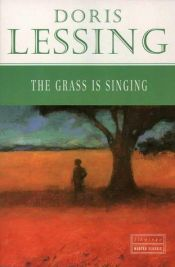 book cover of Gräset sjunger by Doris Lessing