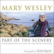 book cover of Part of the Scenery by Mary Wesley