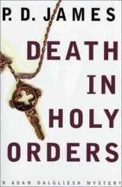 book cover of Death in Holy Orders by P. D. James