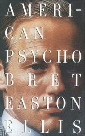 book cover of Američki psiho by Bret Easton Ellis