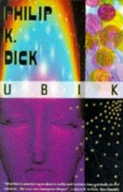 book cover of Ubik by Philip K. Dick