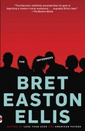 book cover of Paljastajat by Bret Easton Ellis