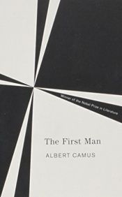 book cover of El primer home by Albert Camus