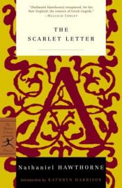 book cover of The Scarlet Letter by Nathaniel Hawthorne