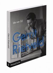 book cover of Gerrit Rietveld by Ida van Zijl