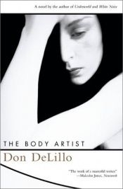 book cover of The Body Artist by Don DeLillo