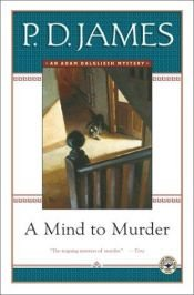 book cover of A Mind to Murder by P. D. James