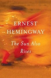 book cover of Fiesta by Ernest Hemingway