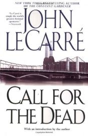 book cover of Telefoon voor de dode by John le Carré