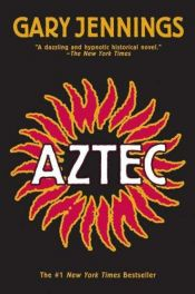 book cover of Aztec by Gary Jennings