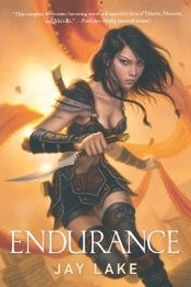 book cover of Endurance (Green) by Jay Lake