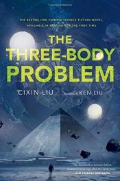 book cover of The Three-Body Problem by Cixin Liu