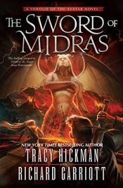 book cover of The Sword of Midras: A Shroud of the Avatar Novel by Garriott, Richard|Hickman, Tracy|Richard Garriott|Tracy Hickman