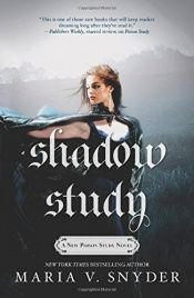 book cover of Shadow Study (Soulfinders) by Maria V. Snyder