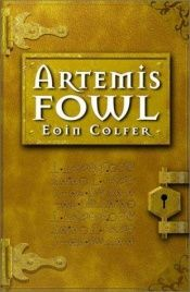 book cover of Artemis Fowl by Eoin Colfer