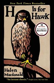 book cover of H Is for Hawk by Helen MacDonald