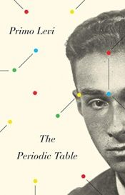 book cover of The Periodic Table by Primo Levi