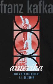 book cover of Amerika by Franz Kafka
