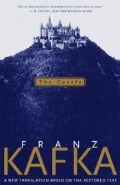 book cover of The Castle by Franz Kafka