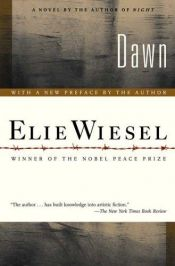 book cover of Fajar by Elie Wiesel