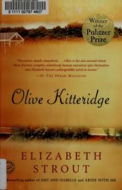 book cover of Olive Kitteridge by Elizabeth Strout