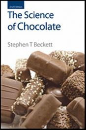 book cover of The Science of Chocolate by Stephen T Beckett