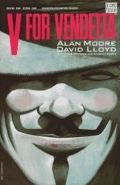 book cover of V for Vendetta by Collectif|Alan Moore