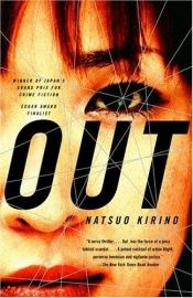 book cover of Out by Natsuo Kirino