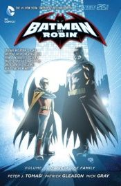 book cover of Batman and Robin, Vol. 3: Death of the Family (The New 52) by Peter Tomasi