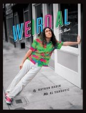 book cover of Weird Al: The Book by Al Yankovic|Nathan Rabin