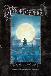 book cover of Rooftoppers by Katherine Rundell