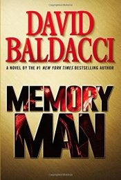 book cover of Memory Man (Amos Decker series) by David Baldacci