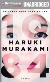 book cover of 1Q84 by Haruki Murakami