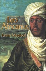 book cover of Leo Afrikanen by Amin Maalouf