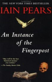 book cover of An Instance of the Fingerpost by Iain Pears