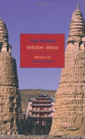 book cover of Tun-huang by Yasushi Inoue