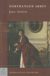 book cover of Northanger Abbey by Jane Austen