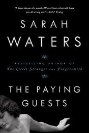book cover of The Paying Guests by Sarah Waters