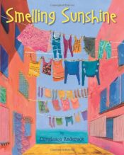 book cover of Smelling Sunshine by Constance Anderson