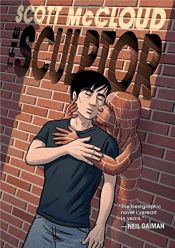 book cover of The Sculptor by Scott McCloud