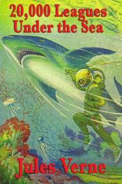 book cover of Twenty Thousand Leagues Under the Sea by Jules Verne