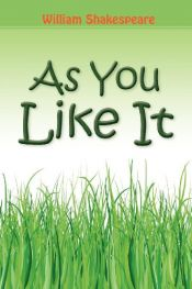 book cover of As You Like It by William Shakespeare
