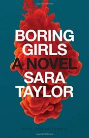 book cover of Boring Girls by Sara Taylor