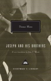 book cover of Joseph and His Brothers by Thomas Mann