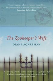 book cover of The Zookeeper's Wife by Diane Ackerman