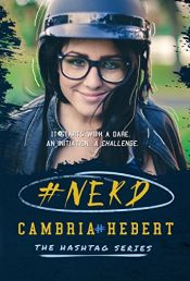 book cover of #Nerd by Cambria Hebert