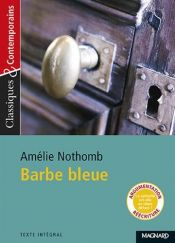 book cover of Barbe bleue by Amélie Nothomb