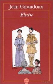 book cover of Electra by Jean Giraudoux